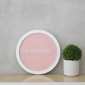 THE ROUNDABOUT – Blush