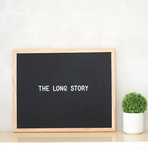 THE LONG STORY – Black Oak