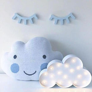 Cloud / Ice Cream Marquee LED Night Light (Metal)