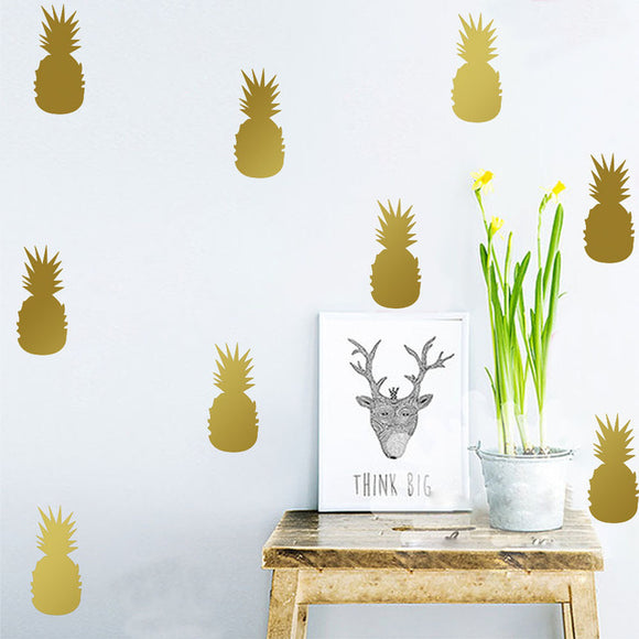 Pineapple Wall Stickers Vinyl Decal