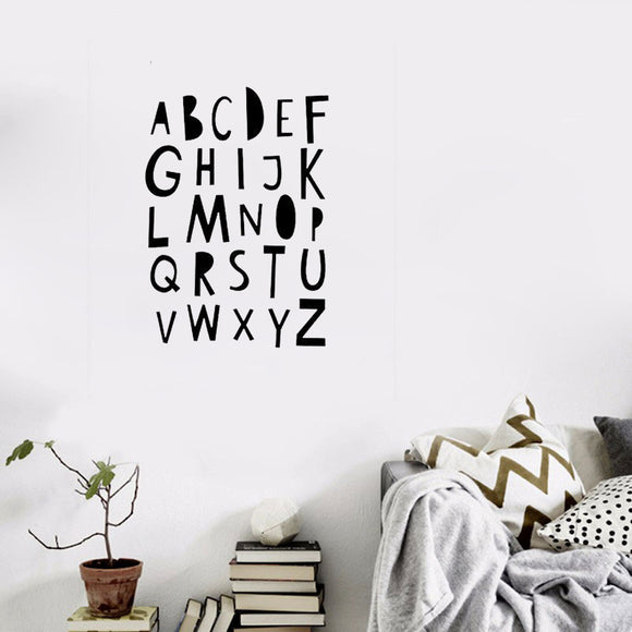 Statement Wall Stickers Vinyl Decal