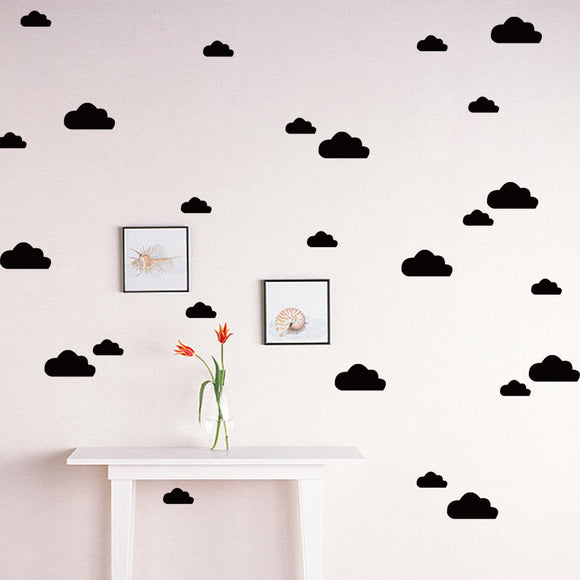 Clouds Wall Stickers Vinyl Decal