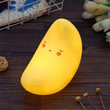Smiling Face LED Night Light - Sun / Moon / Cloud