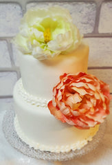 tiered cake decorating class