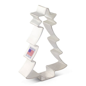 Ann Clark Christmas Tree with Star Cookie Cutter