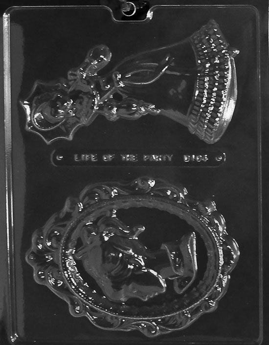 Victorian Chocolate Mold
