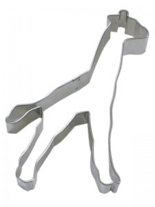 "5"" Giraffe Cookie Cutter"