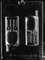 Update Cell Phone Chocolate Mold