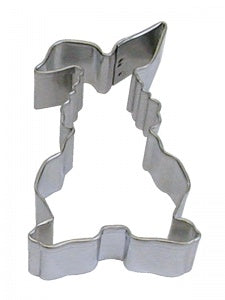 "3.5"" Floppy Bunny Cookie Cutter"