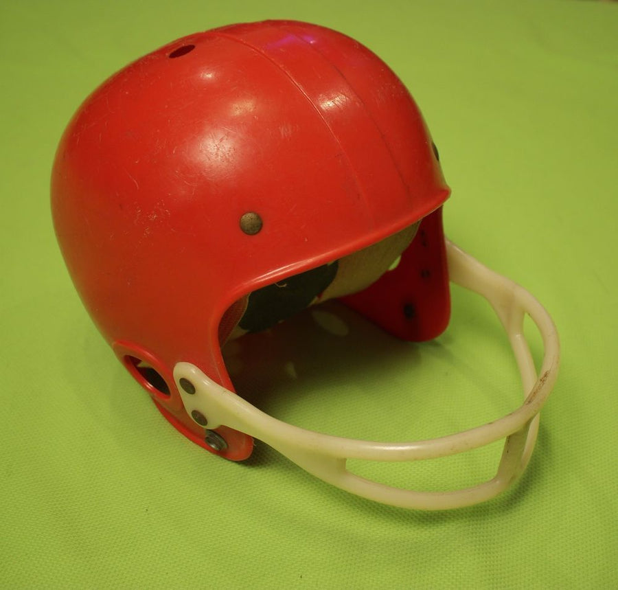 Mini Football Helmet - Plastic - 1.5""