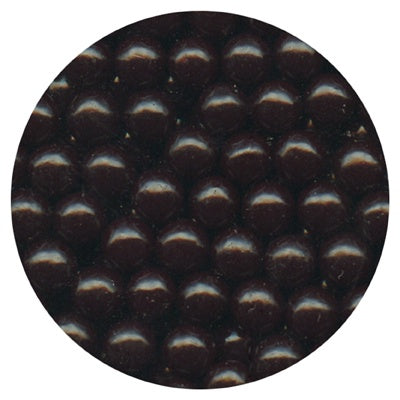Black Sugar Pearls - 7mm, 4oz