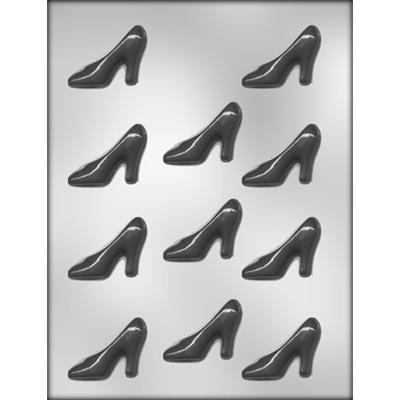 Bite Size Heels Chocolate Mold