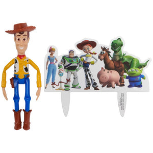Toy Story 4 - Team Toy Decoset