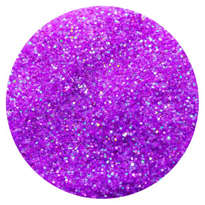 Celebakes Techno Glitter - Purple Rainbow