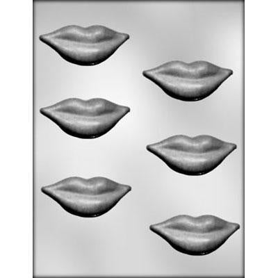 Lips Chocolate Mold