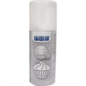 PME Edible Lustre Spray - Pearl