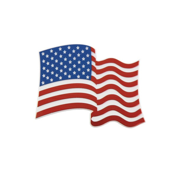 Layon-USA Flag Adornment