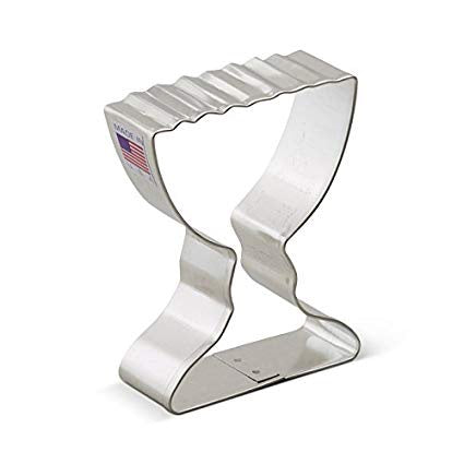 Ann Clark Menorah Cookie Cutter