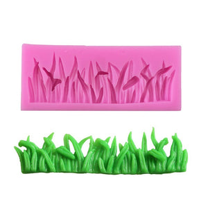 Grass Strip Silicone Mold