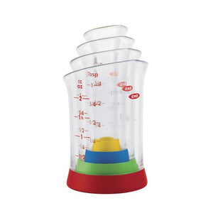Good Grips Mini Measuring Beakers Set- 4 pc