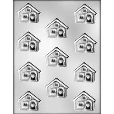 Bite Size House Chocolate Mold