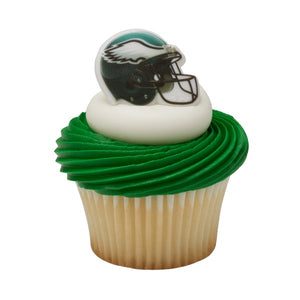 Eagles Helmet -12 Rings