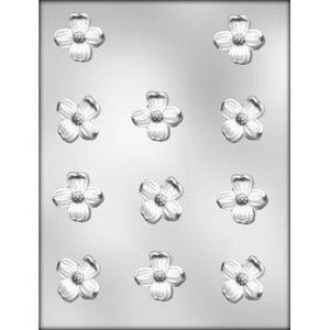 Dogwood Flowers Chocolate Mold