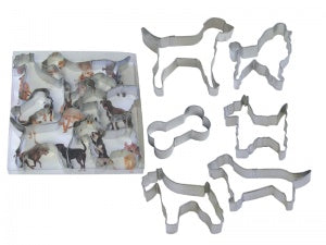 It's A Dog's Life Cookie Cutter Set