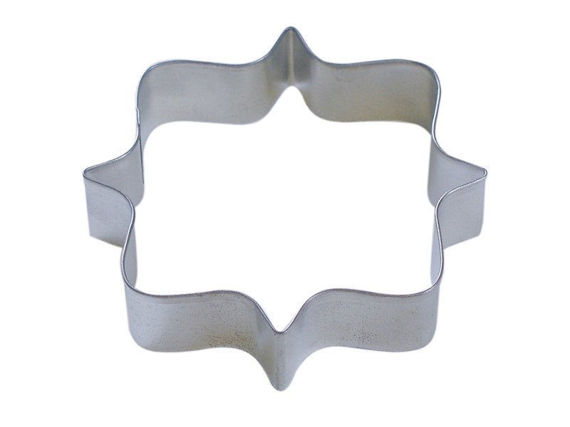 "4.25"" Square Plaque Cookie Cutter"