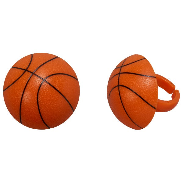 3D Basketball - 12 Rings