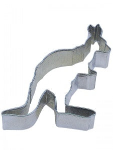 "3.25"" Aussie Kangaroo Cookie Cutter"