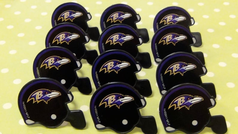 Baltimore Ravens Rings- 12 ct