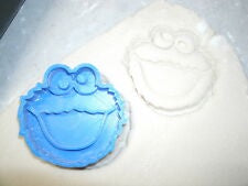 Cookie Monster Face Cookie Cutter