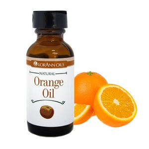 Orange Oil Super Strength Flavor