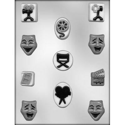 Theater Assortment Chocolate mold