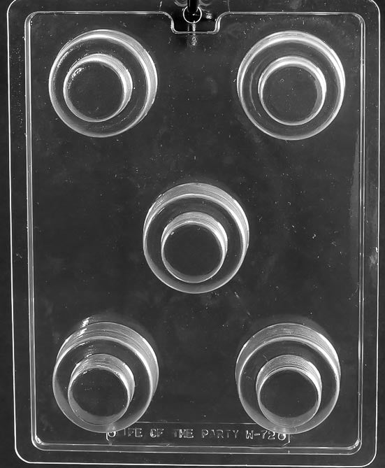 Wedding Cake Cookie Mold