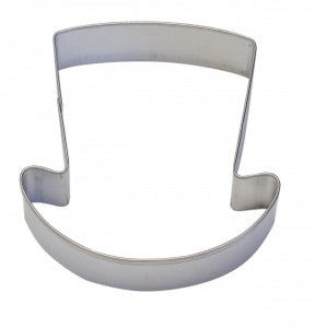 "3.5"" Top Hat Cookie Cutter"