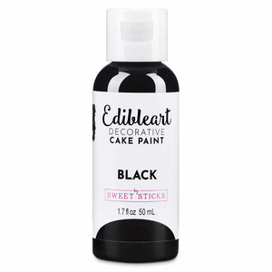 Sweet Sticks Decorative Paint - Black - 50ml