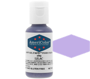 Americolor Soft Gel Paste Food Color - Lilac, .75oz