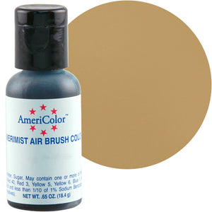 Amerimist Food Color - Bronze Sheen