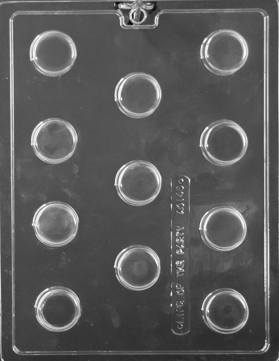 Mini Cookie Chocolate Mold