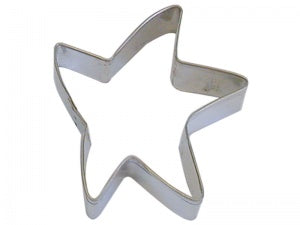 "3"" Folk Star Cookie Cutter"