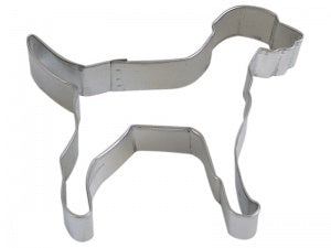 "4"" Labrador/Dalmatian Dog Cookie Cutter"
