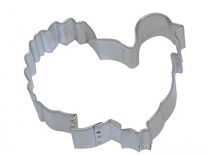"3.75"" Gobbler Turkey Cookie Cutter"