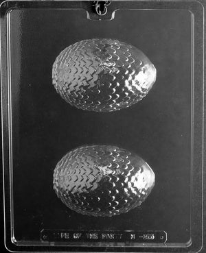 Pinecone/Dragon Egg Chocolate Mold
