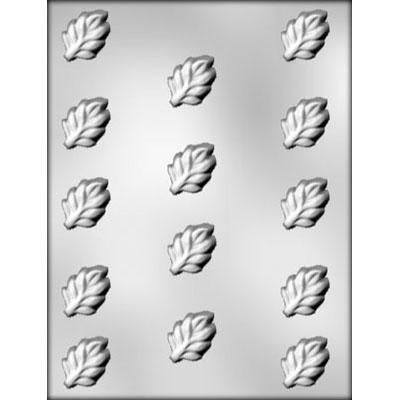 Bite Size Leaf Chocolate Mold