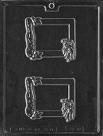 Happy Anniversary Frame Chocolate Mold
