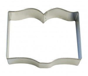 Book Cookie Cutter