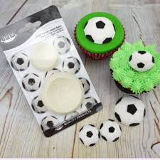 Soccer Pop It Mold