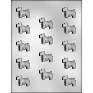 Scottie Dog Chocolate Mold